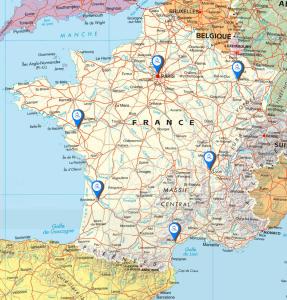 Nos formations de relaxologues en France